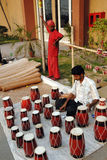 Handicrafts in India Royalty Free Stock Photo