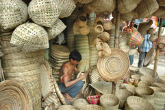 Handicrafts in India Stock Photography