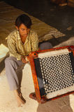 Handicrafts in India Royalty Free Stock Photography