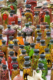 Handicrafts of India Royalty Free Stock Images