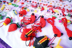 Handicrafts, made in china Royalty Free Stock Images