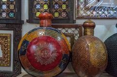 Handicrafts of Oman Stock Photography
