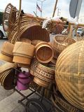 Handicrafts of Thai Royalty Free Stock Photos