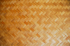 Handicrafts in thailand. Texture & background, wall background Royalty Free Stock Photos