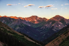 Handies Peak Morning Stock Photography