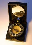 Handig kompas Royalty-vrije Stock Afbeelding