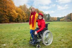 handikapp Royaltyfria Bilder