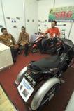 Handikappexpo i Indonesien Arkivbilder