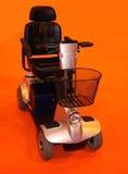 handikappsparkcykel Arkivbild