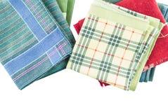 Handkerchief isolated Royalty Free Stock Image