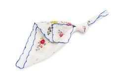 Handkerchief with a Knot stock image