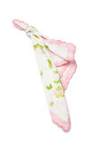 Handkerchief with a Knot Stock Photography