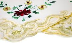 Handkerchief Lace Royalty Free Stock Photos