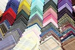 Handkerchief on table. Royalty Free Stock Photos