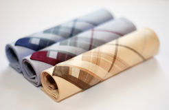 Handkerchiefs Stock Images