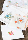 Handkerchiefs Stock Photos