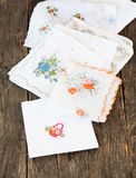 Handkerchiefs Royalty Free Stock Photo