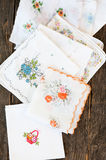 Handkerchiefs Royalty Free Stock Photography