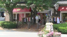 Handlarza ogólny outside butik (2 2) zdjęcie wideo