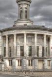 Handlarza ` Wekslowy budynek Obrazy Royalty Free