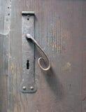 Handle. Door handle stock image