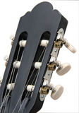 handle of acoustic guitar Stock Photography