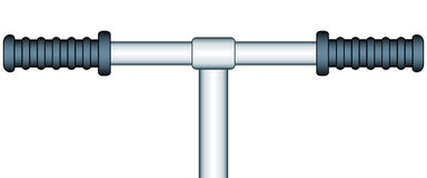Handle bar Royalty Free Stock Image