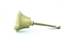 Handle bell  Stock Image
