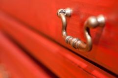 Handle close up . Stock Images