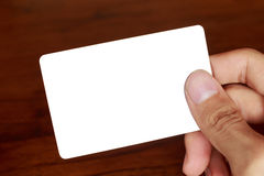 Handle credit card royalty free stock photography