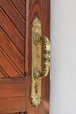 Handle of a door Stock Photos