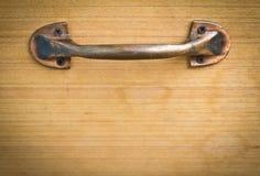 Handle of the door Stock Photography