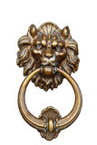 Handle with the head of a lion Royalty Free Stock Photography