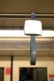 Handle loop in the sky train Royalty Free Stock Image