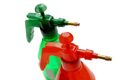 Handle sprayer Royalty Free Stock Images