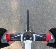 handlebars велосипеда Стоковые Изображения RF