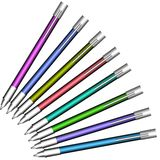 Handles. The Soft-tip pens. The Vector. The Glossy handles. For artist Royalty Free Stock Images