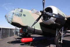 Handley-Seite Hampton Bomber lizenzfreie stockbilder