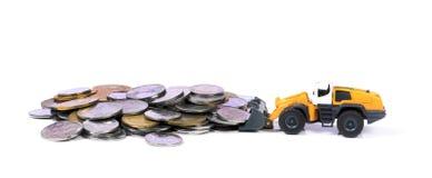 Handling economy Stock Images