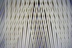 Handloom de tecelagem Fotos de Stock