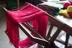 Handloom Royalty Free Stock Images