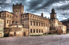 Handlovar Italien Arkivbild