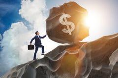 Handlowa handel w amerykańskim dolarze zdjęcie royalty free