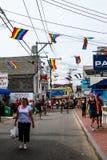 Handlowa ulica, Provincetown, MA Fotografia Stock