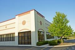 Handlowy budynek Fotografia Stock