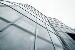 Handlowy budynku drapacz chmur Zdjęcia Stock