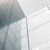 Handlowy budynku drapacz chmur Fotografia Royalty Free