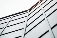 Handlowy budynku drapacz chmur Fotografia Stock