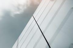 Handlowy budynku drapacz chmur Obrazy Royalty Free