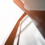 Handlowy budynku drapacz chmur robić szklana powierzchowność Obrazy Stock